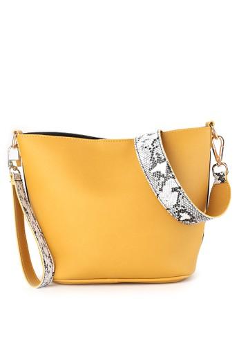 Lumiere Bag yellow Kashvi Twotone 8C827ACEF1FA34GS_1