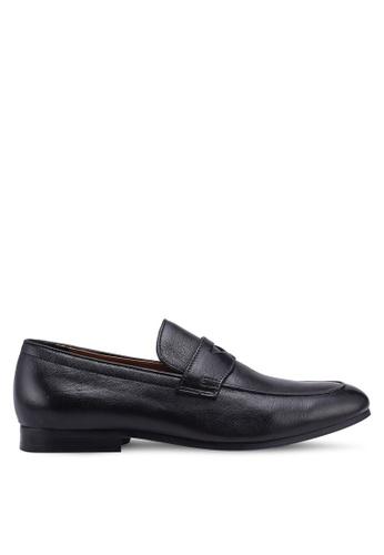 ALDO black Umiasen Loafers 113E6SHAB29A98GS_1