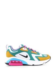 d7e371c563ebb Nike green and multi Nike Air Max 200 Shoes 587A5SH3117EF0GS_1