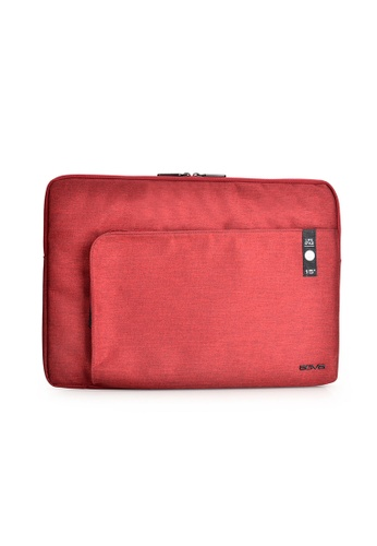 AGVA AGVA LTB323 15.6'' Heritage Laptop Cover (Red) 19D25AC672C775GS_1