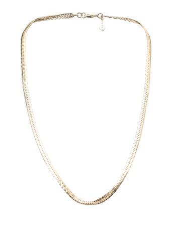 ALDO gold Dargo Necklace 7D09CAC2CD3AA2GS_1