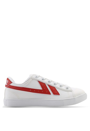 Kolca white and red 1992 Barcelona Sneakers 38FD0SH1DDBB34GS_1