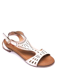 Cynthia Flat Sandals