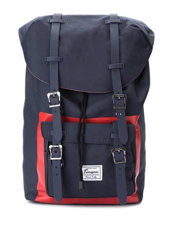 Transgear navy Backpack 336-TGBP TR281AC0IQOUPH_1