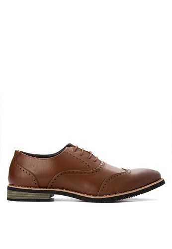 Preview brown Obie Formal Shoes PR211SH0J9T2PH_1