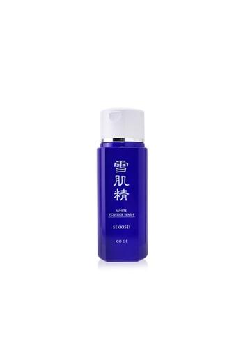 Kosé KOSÉ - Sekkisei Facial Powder Wash 100g/3.5oz 624EEBE3196B7BGS_1