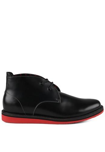 S.Baldo black Marco Shoes SB324SH48CYTID_1