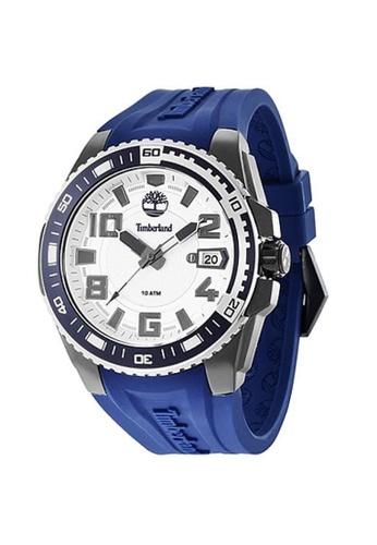Timberland blue Timberland Fayston  Blue  48mm  Men's Watches (TBL.13900JSBS/04) 3DFBAAC160891FGS_1