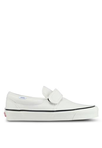 VANS white Slip-On 47 V DX Anaheim Factory VA142SH0SWNZMY_1