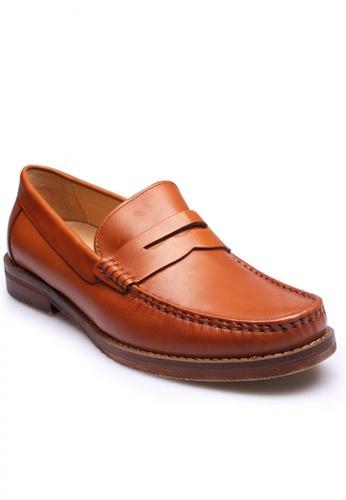 East Rock brown Ashford Men's Formal Shoes 48EDCSHA0BEA61GS_1