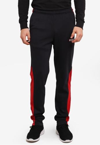 2GO black Track Pants 2G729AA0S5WLMY_1