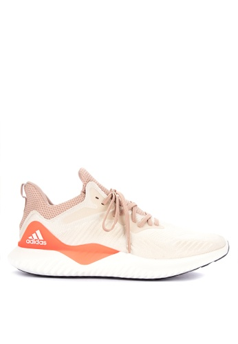 adidas white adidas performance alphabounce beyond m AD678SH0KSVOPH_1