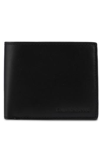 Calvin Klein black Billfold Extra Wallet - Calvin Klein Accessories 9597BAC7993FADGS_1