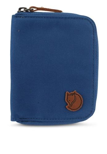 Fjallraven Kanken blue Zip Wallet FJ382AC0SX8CMY_1