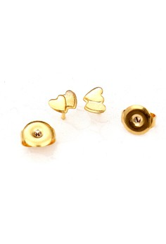 14K Gold Filled Mini Sweetheart Earrings