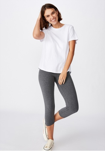 Buy Cotton On 3 4 High Waisted Dylan Legging Online On Zalora Singapore