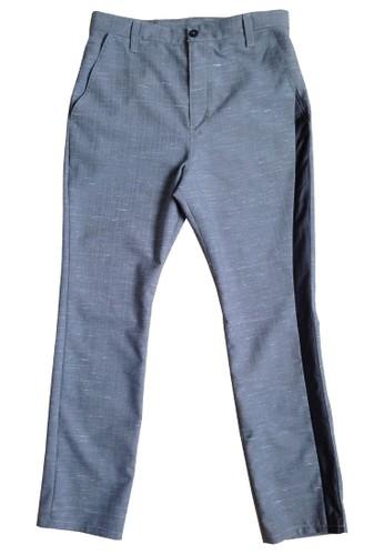 側邊仿皮剪接長褲, 服飾, 直esprit 童裝筒褲