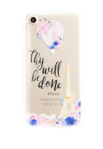 Fancy Cellphone Cases multi Thy Will Be Soft Transparent Case for iPhone 7 FA644AC26QNXPH_1