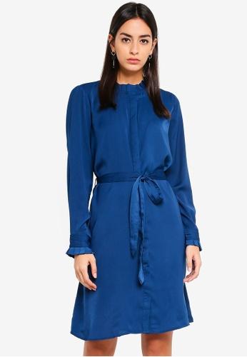 Vero Moda green Elizabeth Dress 0DA77AA46C2AECGS_1