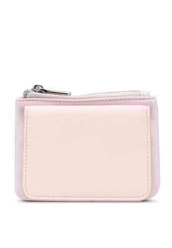 nose pink Casual Mini Wallet EDEA1ACA6E3883GS_1