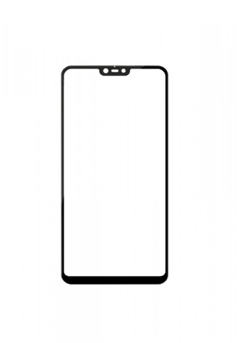 MobileHub white Xiaomi Mi 8 Lite Full Screen Tempered Glass 5D Screen Protector A2276AC41620F2GS_1