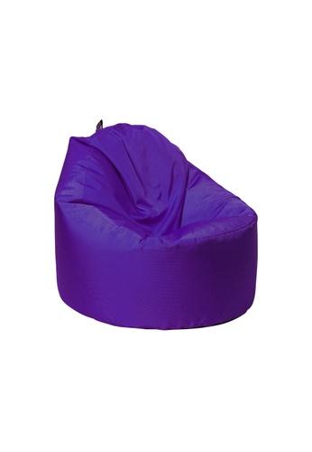 doob purple OOMPH - spill-proof doob bean bag chair (Grape Purple) F45DEHLBD6C0C9GS_1