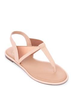 Abba Flats Sandals