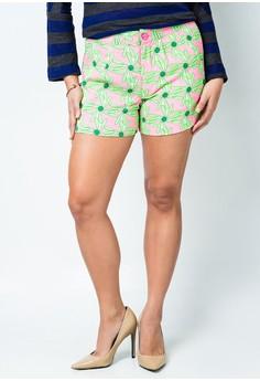 Ladies Floral Short