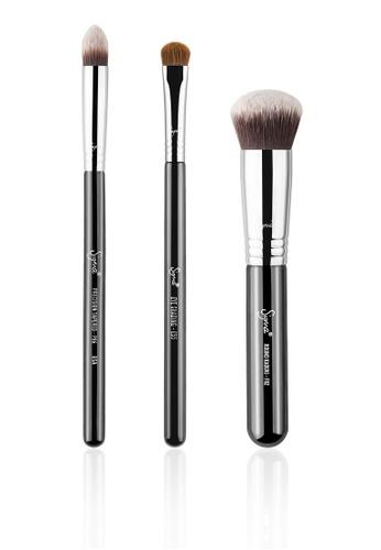 Sigma Beauty black Naturally Polished Brush Set SI287BE07RKUMY_1