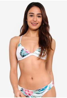 84a333a26f Rip Curl white and multi Mirage Cloudbreak Essentials Fixed Tri Bikini Bra  9248AUS6F4409EGS_1