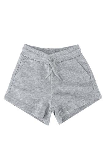 FOX Kids & Baby grey Casual Shorts 5E9EEKA77C0992GS_1