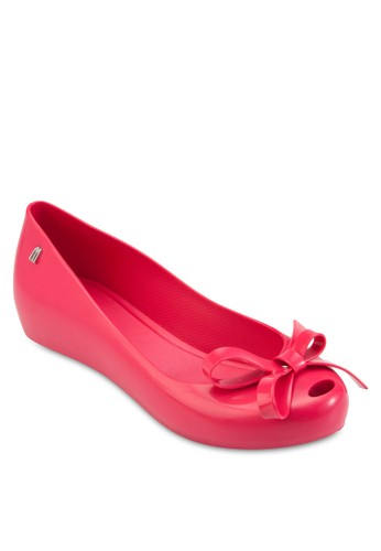 Ultragirl Bow II 平底鞋, 女zalora退貨鞋, 鞋