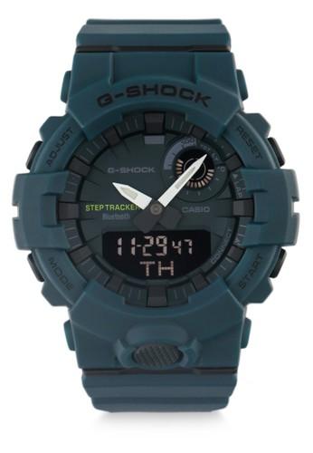 G-shock green G-shock Men GBA-800-3ADR Green 4AAF3AC0177C7CGS_1
