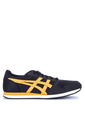 ASICSTIGER black Curreo II Sneakers EB028SH9B001E2GS_1