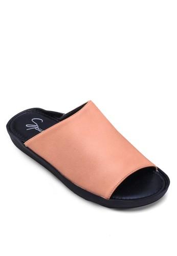 Maresprit 京站cella 寬帶涼鞋, 女鞋, 涼鞋