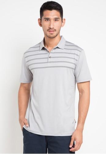 Quiksilver grey River Explorer Polo Shirt CA4B0AADB766B1GS_1