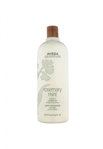 AVEDA green Rosemary Mint Weightless Conditioner 1000ml 6AE21BEA30E0F4GS_1