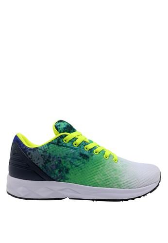 Precise green Precise Trend Sepatu Lari - Hijau PR758SH0V5X7ID_1