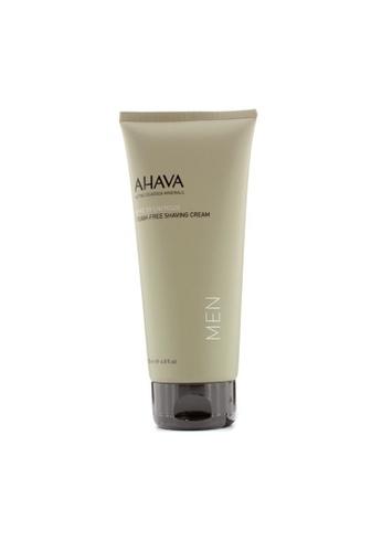 Ahava AHAVA - Time To Energize Foam-Free Shaving Cream 200ml/6.8oz 8851FBECE6C942GS_1