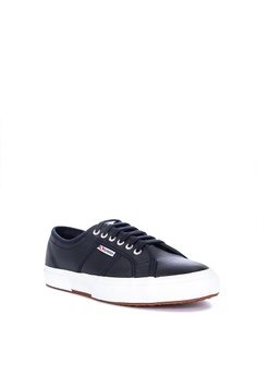 best service 6719d b72f5 45% OFF Superga Leather Lace-up Sneakers Php 2,950.00 NOW Php 1,622.50  Available in several sizes