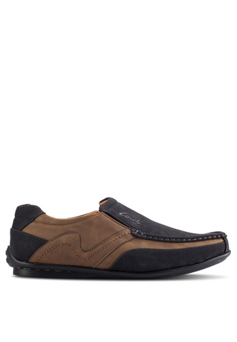 Louis Cuppers black Casual Loafers LO977SH49AWKMY_1