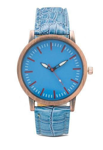 三指針尖沙咀 esprit outlet鱷魚圓錶, 錶類, 其它錶帶