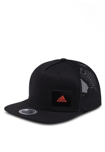adidas black adidas h90 trucker cap B6B68AC39163BDGS_1