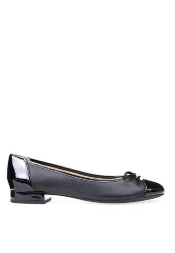Geox black Wistrey Ballerina A9EF4SH68923B0GS_1