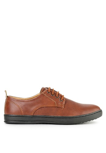 Rocklander brown Rocklander Smart Casual Shoes RO753SH0VG4XID_1