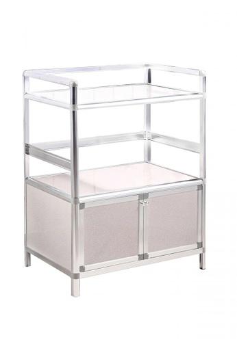 San-Yang Furniture silver Aluminum Rack EF3AEHL81DF8B5GS_1