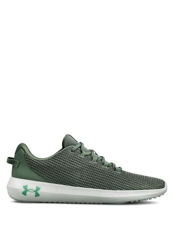 Under Armour green UA Ripple Shoes FBCD6SHD70A81DGS_1