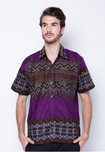Batik Etniq Craft Hem Batik Tumpuk