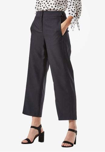 Dorothy Perkins black Black Utility Trousers 566A7AA493E13AGS_1