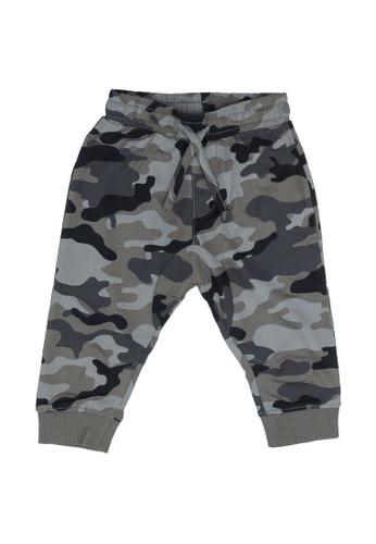 FOX Kids & Baby grey Baby Boy Pants 58E01KA547183FGS_1